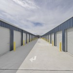 Port Stephens Self Storage secure units