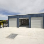 Port Stephens Self Storage clean and spacious