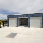 Port Stephens Self Storage clean and spacious